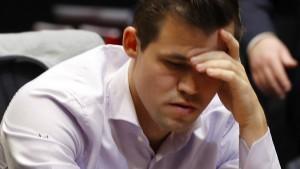 3:0 – Carlsen macht kurzen Prozess und siegt