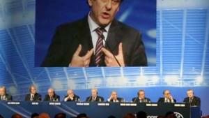 Platini neuer Uefa-Präsident