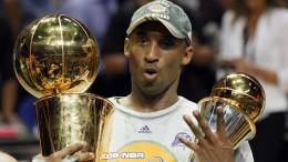 Die magischen Momente des Kobe Bryant