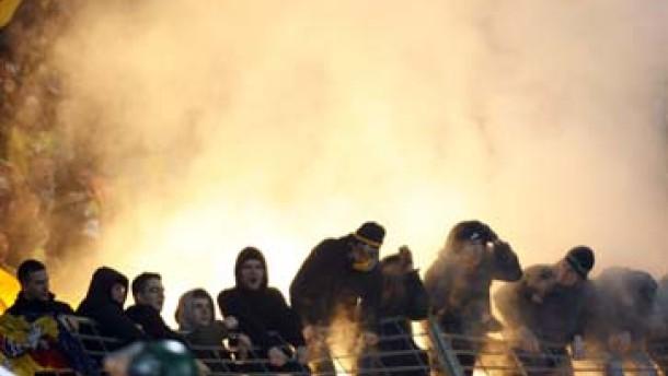 Mildes Urteil gegen Dynamo Dresden