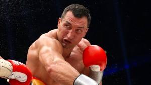 Zweites Gold für Klitschko?
