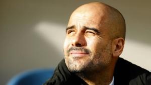 Guardiola ist Englands größte Hoffnung