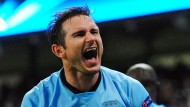Fast unverzichtbar: Frank Lampard glänzt nochmal bei Manchester City