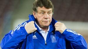 Ende einer Ära: Otto Rehhagel ist nicht mehr griechischer Nationaltrainer
