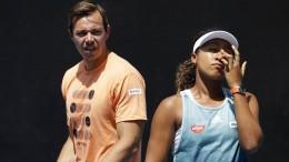 Tennis-Star Osaka trennt sich von deutschem Trainer