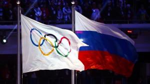 Russische Athleten wollen starten