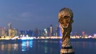 Schafft es der WM-Pokal nach Doha 2022?