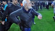 Griechischer Fußball: AEK Athen als Meister bestätigt