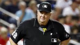 Warum ein Baseball-Schiedsrichter eine halbe Million Dollar erhielt
