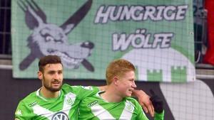 Wolfsburg bleibt hungrig