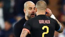 Guardiola fällt ein Stein vom Herzen