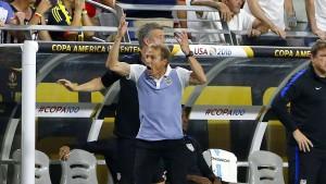 Klinsmann verliert Spiel um Platz drei