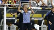 Enttäuscht: Jürgen Klinsmann verliert mit seinem Team