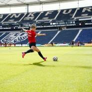 Frauenfußball in Frankfurt: Eine neue Ära beginnt.