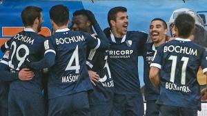 Bochum rückt ganz nah an den HSV heran