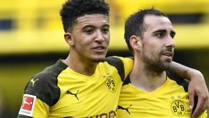 Dortmund ohne Torjäger bei Topspiel in München