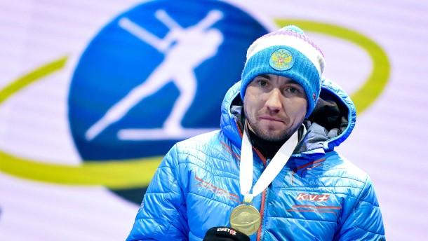 Biathlon-Weltmeister Loginow will klagen
