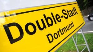 """""""Der Hammer hängt in Dortmund"""""""