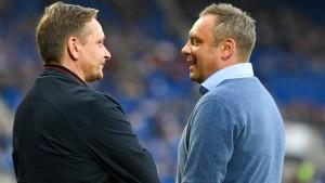 Hannover verliert, Heldt schweigt