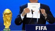 Fifa spricht sich selbst frei