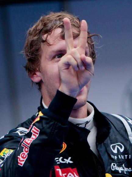 Gut gezählt: Vettel gelingt der zweite Saisonsieg