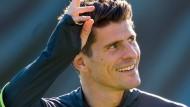 Gomez bei Comeback in der Startelf