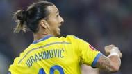 Die letzte Chance des Zlatan Ibrahimovic