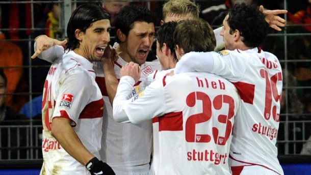 Stuttgart gewinnt Derby in Freiburg