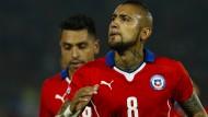 Das gefährliche Spiel der Chilenen mit Vidal