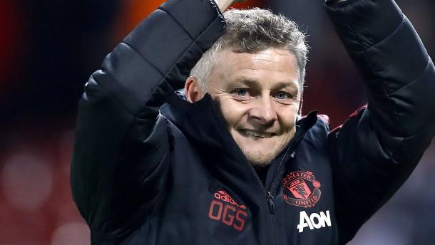 Wie der neue Trainer Manchester United befreite