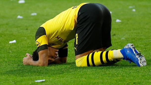 Der seltsame Einbruch von Borussia Dortmund