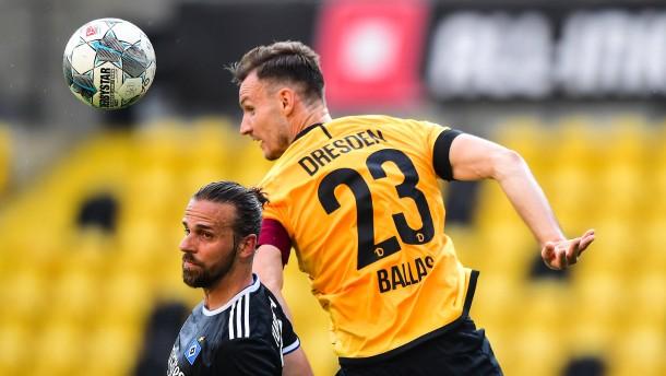 Großer Schritt für HSV, Schrittchen für Bielefeld