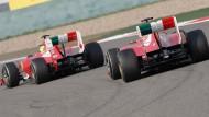 Langsamer Italia: Der F150° kommt einfach nicht in die Gänge