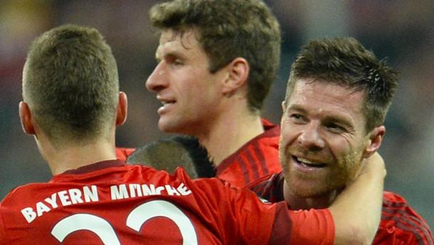 Auswärtsspiele für Bayern und BVB