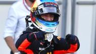 Wutproben für Siegpiloten – und Ricciardo siegt