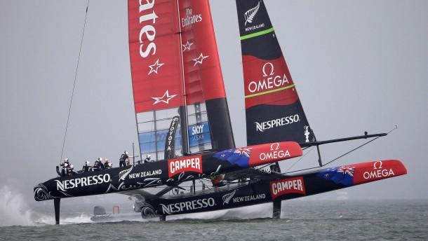 Neuseeland gewinnt das fünfte Duell