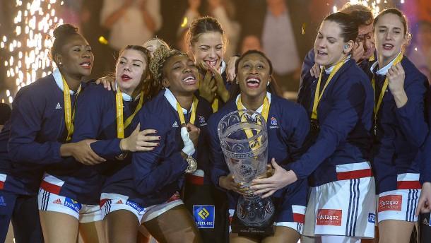 Handball-Party ohne Gastgeber