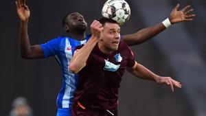 Hertha und Hoffenheim spielen verrückt
