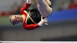 Deutsche Turnerinnen verpassen Team-Finale