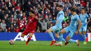 Kein Sieger zwischen Liverpool und Manchester City