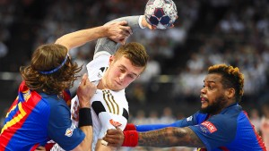 THW Kiel schlägt FC Barcelona