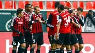Wie Ingolstadt Richtung Bundesliga marschiert
