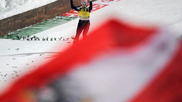 Kofler gewinnt Gesamtwertung - Bodmer stark