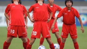 Pjöngjangs Fußball-Armee