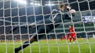 Bayerns Elfmeter-Drama im Video