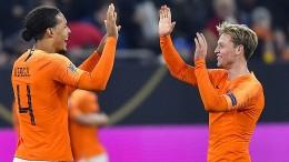 Niederlande in der Finalrunde – Norwegen steigt auf