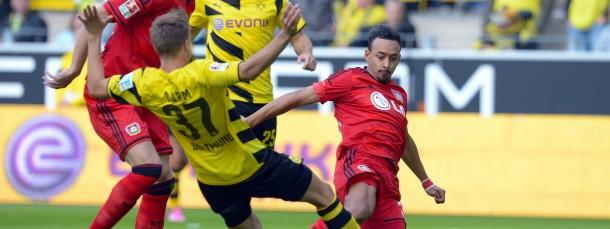 Am ersten Spieltag traf Bellarabi gegen Dortmund schon nach neun Sekunden – Rekord
