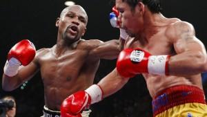 Mayweather will nochmal gegen Pacquiao boxen