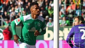 Werder rettet einen Punkt