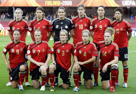 Bildergalerie 6 2 Gegen England Deutsche Fussballfrauen